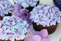 Desert...Cupcakes / Cakes / Macarons