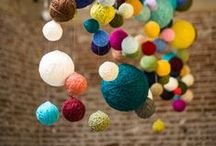 // DIY Yarn Crafts // / What to do with your extra bits of yarn? Here you'll find some awesome DIY ideas, craft projects and yarn art ideas.