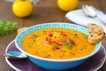 Suppenzeit / Heiße Seelenwärmer für alle Tage