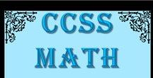 ❤ CCSS Secondary MATH ❤ / The focus of this board is the CCSS for Secondary Math.  If you're interested in pinning, let me know at: products@nevergiveuponmath.com or by going to Q&A at my TPT store and providing  your info.      Feel free to invite others to PIN and follow this board and collaborate.