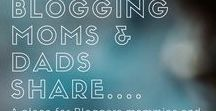Blogging Moms & Dads Share.... / This is a place for Bloggers mommies and daddies to share our  hard work and help each other. You can pin any type of post as long as they are Family friendly. ..... Only 2 rules:  1. Please limit 1 Pin per day  2.To help each other pining or re-pin 2 other post.    The goal is to help each other share our blogs. Happy pinning! To join follow Pinterest.com/fortheloveto and email IvethR@fortheloveto.com