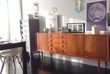 Vintage furniture