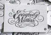 Design / Logotypes, fonts, designs.