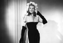 Rita Hayworth / #RitaHayworth #Gilda #Smile #Actresses #FemmeFatale