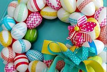 Easter - Påsk / Easter craft, decoration, baking, candy, Påsk pyssel, godis, dekorationer
