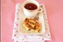 Arabic Baking and Desserts  / http://www.orangeblossomwater.net