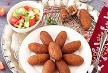 Syrian Cooking / http://www.orangeblossomwater.net