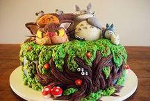 Fondant Cake / by Jenny Ho