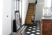 Entree / escalier