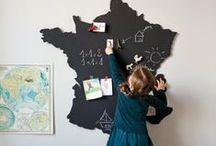 Pour les enfants / Chambre, déco, activités et jeux : des trucs sympas pour les enfants