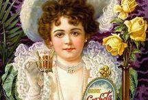 CocaCola / productes i publicitat relacionats amb la CocaCola