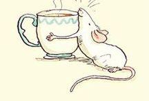 Cup of tea..