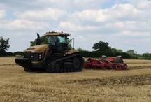Challenger Tractors / Challenger Tracked tractor and Rogator Sprayer Sales