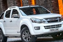 Isuzu Pick-ups / Isuzu Pick-up professionals  www.oliverlandpower.co.uk