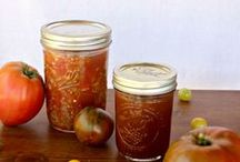 Preserving Food / All about preserving food through freezing, dehydrating, canning and more!