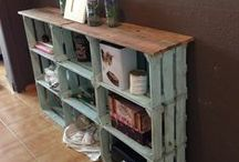 Recycling Pallet Wood