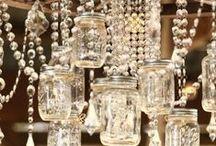 Jar craft / (Mostly) Mason jar lighting