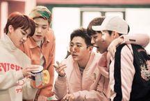 b.a.p♡ / bias: zelo . . or nah, yongguk?