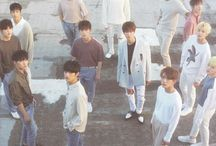 seventeen♡ / bias: i don't even know bro i love them all