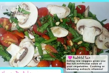 Healthy Eats. / Foods and recipes to eat before and after your workouts!