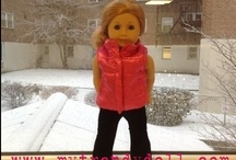 """18 inch American Girl Doll Clothes / 18""""  doll clothing, accessories & furniture for dolls like the American Girl Doll. We are an online store selling high quality, trendy clothes and furniture for 18"""" dolls. Trendy is our goal, affordability is a must. Hope you have fun shopping our site!"""