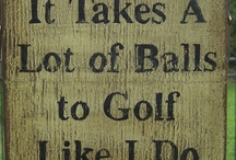 **Golf Funnies**