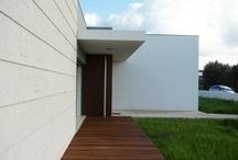 Projetos de arquitetura de moradias/ habitações