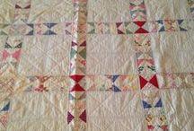 Le Piécé. / Patchworks, quilts, dessus-de-lit, courtepointes...