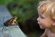 Le Monde de l'Enfant. / Tout me touche...