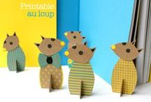 pour et avec les enfants / by Petronille d'Ailly