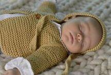 Knitting/Punto bebe / by Dora Gonzalez
