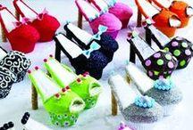 Shoe treats / Lots of yummy shoe treats!