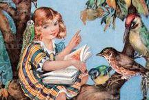 Vintage Card & illust. tales