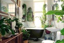 Välkommen till mitt badrum / drömmar