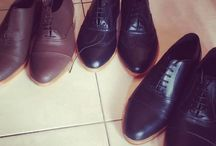 MAN SHOES AND MAN BOOTS / we do custom made all leather staf