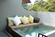 Outdoor rooms  - seating / Design / by Jenn Ngotho