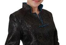 veste chinoise femme / sélection de vestes chinoise femme