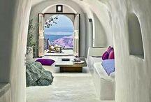 Island houses / Island houses #islandhomes #eageanstyle  #Mediterraneanhouses #whitedecoration #islandwhite