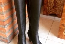 LEATHER BOOTS AND SHOES FOR LADIES / Custom made leather boots any style and colours