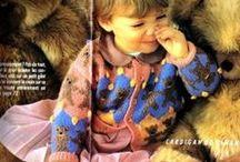 100 Idées, tricot, enfants.