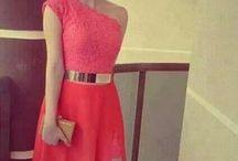 Vestidos de festa/Party dresses