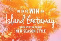 SS15 Win a tropical escape! / Try on any pair of Ziera shoes instore and be in to win a Tropical Escape