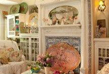 Fireplace / Mantels
