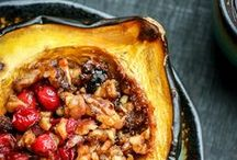 Fall & Thanksgiving Recipes / Our favorite recipes and ideas for Fall! Comfort food recipes, slow cooker recipes, recipes with pumpkin, apples, spices, and more. Get ideas for Thanksgiving and Halloween!