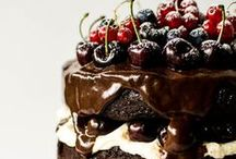 Delicious Cakes / Recipes and Decorating Ideas for Cakes! Cheesecakes, sheet cakes, maybe even a pie or two - it's all here!