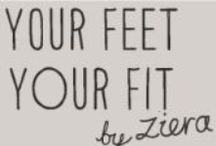 Your Feet Your Fit / Ziera's latest innovation - Multiple width fitting system