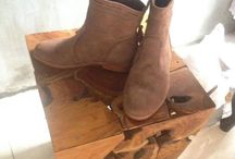 Bags and boots / Great Leather custom made