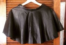 Leather pant and leather skirts / We do custom made leather staf