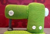 crochet / haken / by . Workshop Haarlem