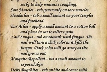 The Stillroom / Find a better way.  Herbal healing, natural healing, alternatives to cutting or chemical medicines, health tips and better nutrition treatments. / by Martela White
